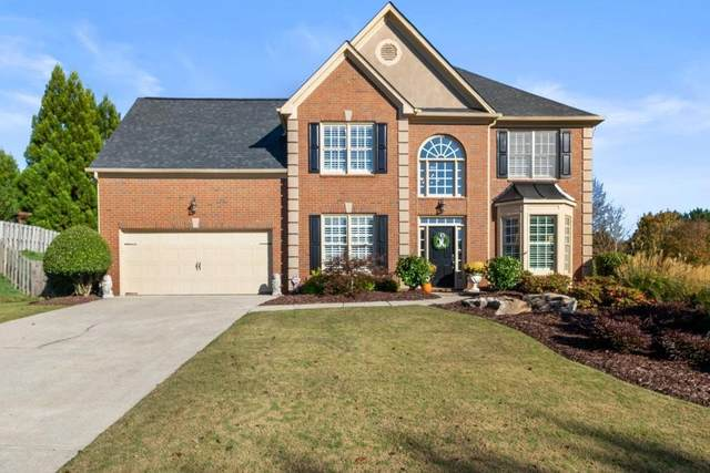 6301 Mountain Ridge Circle, Sugar Hill, GA 30518 (MLS #6812730) :: Keller Williams Realty Atlanta Classic