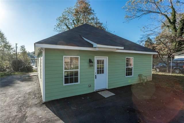 345 Lee Street, Gainesville, GA 30501 (MLS #6812742) :: The Heyl Group at Keller Williams