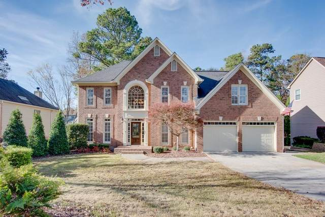 7100 Amberleigh Way, Johns Creek, GA 30097 (MLS #6812748) :: Scott Fine Homes at Keller Williams First Atlanta