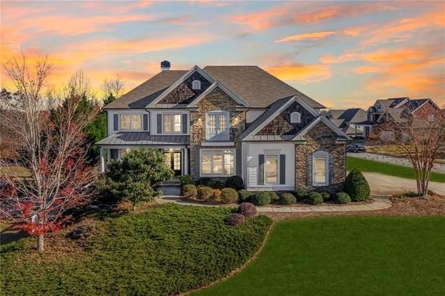 401 Crestline Line Way, Woodstock, GA 30188 (MLS #6812758) :: Kennesaw Life Real Estate