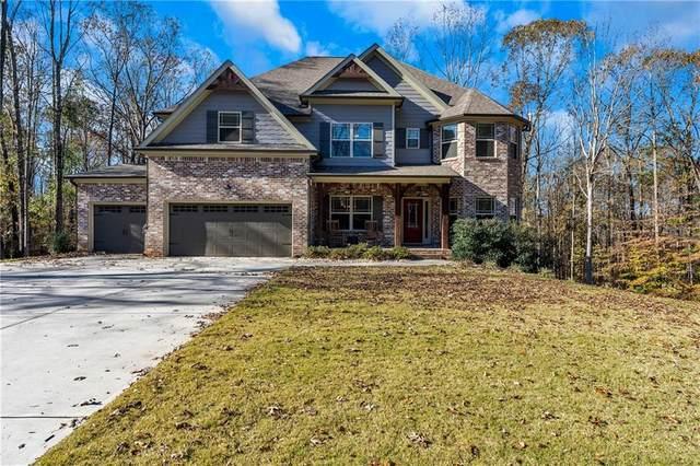 1411 Hidden Lakes Trail, Jefferson, GA 30549 (MLS #6812759) :: North Atlanta Home Team