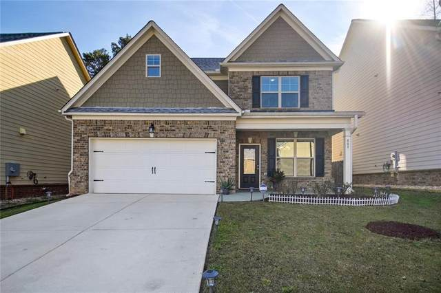 863 Currant Trail, Norcross, GA 30093 (MLS #6812785) :: RE/MAX Center