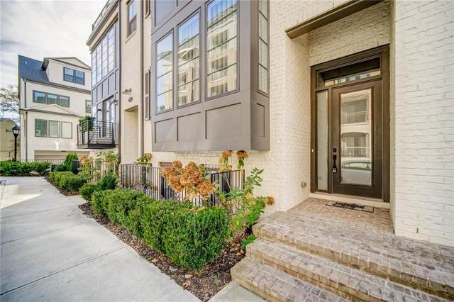 4512 Collins Avenue #10, Atlanta, GA 30342 (MLS #6812831) :: The North Georgia Group