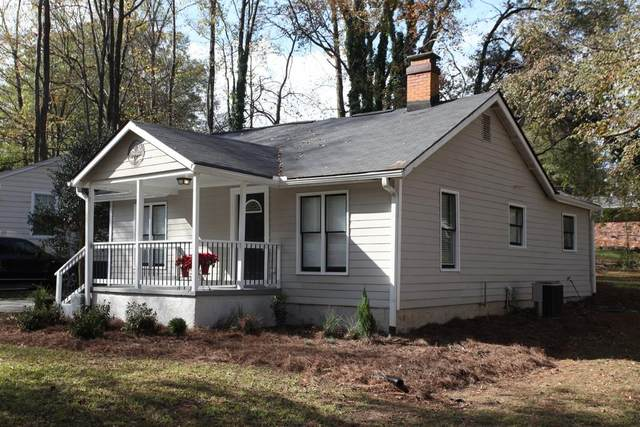 393 Lake Drive, Hapeville, GA 30354 (MLS #6812846) :: The Heyl Group at Keller Williams
