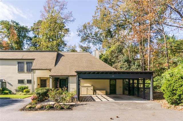 33 Forrest Place, Atlanta, GA 30328 (MLS #6812852) :: The Heyl Group at Keller Williams