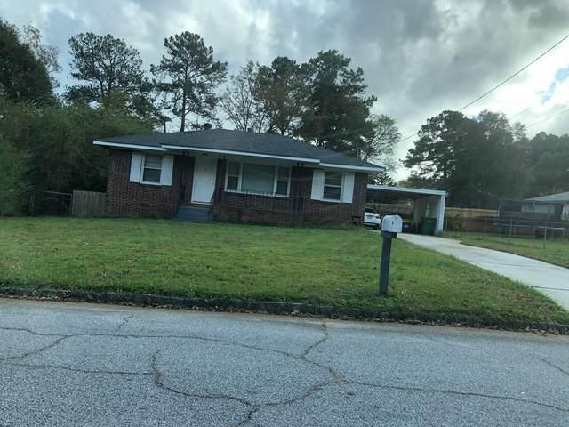 1159 Sanders Drive, Morrow, GA 30260 (MLS #6812860) :: North Atlanta Home Team