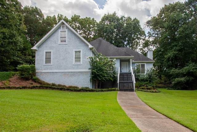 1029 Oak Moss Drive, Lawrenceville, GA 30043 (MLS #6812869) :: The Heyl Group at Keller Williams
