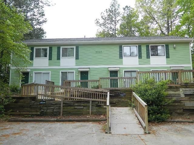 6528 Parton Court B, Peachtree Corners, GA 30092 (MLS #6812874) :: Tonda Booker Real Estate Sales