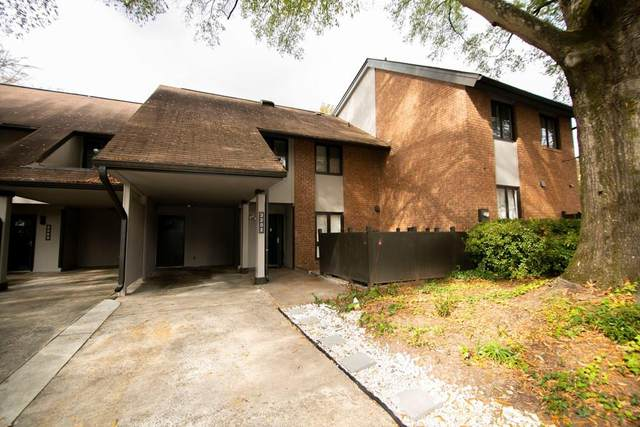 3202 Clairmont North #3202, Brookhaven, GA 30329 (MLS #6812876) :: The Heyl Group at Keller Williams