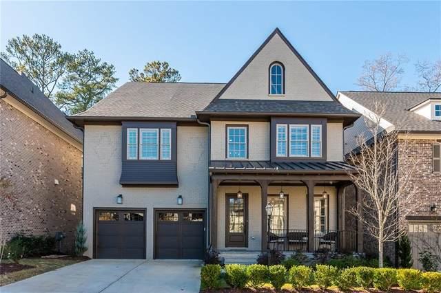 6394 Lucent Lane, Sandy Springs, GA 30328 (MLS #6812885) :: The North Georgia Group