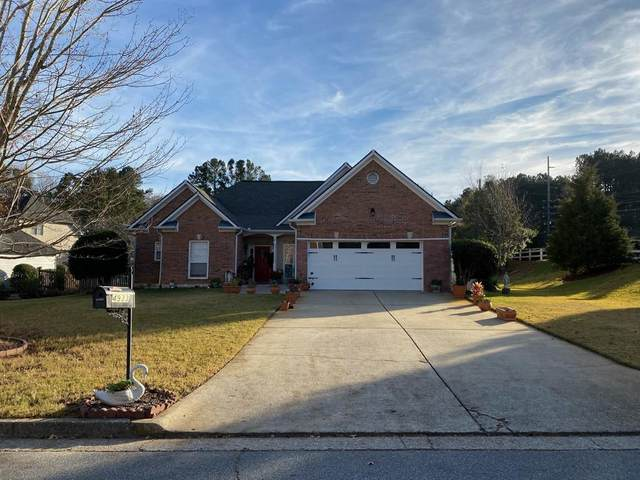 4933 Woodbend Drive NW, Acworth, GA 30101 (MLS #6812887) :: Oliver & Associates Realty
