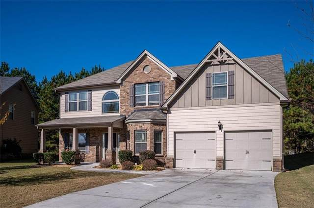 8721 Puett Drive, Douglasville, GA 30135 (MLS #6812889) :: North Atlanta Home Team