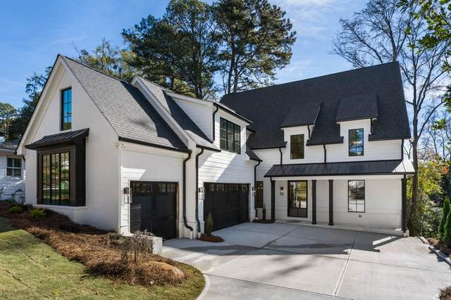 695 Darlington Circle NE, Atlanta, GA 30305 (MLS #6812940) :: The Hinsons - Mike Hinson & Harriet Hinson