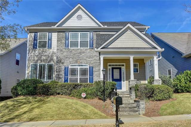 615 Stonepark Lane, Suwanee, GA 30024 (MLS #6812957) :: North Atlanta Home Team