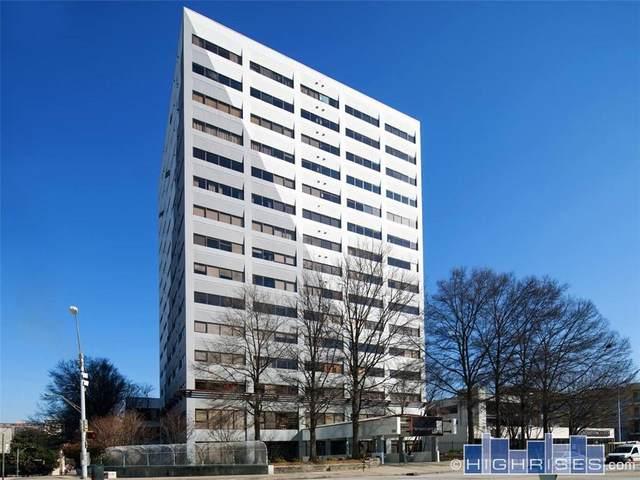 120 Ralph Mcgill Boulevard NE 1205-1206, Atlanta, GA 30308 (MLS #6812959) :: North Atlanta Home Team