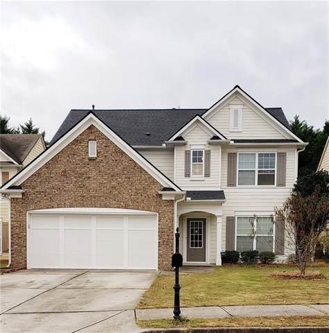 135 Laurelton Circle, Lawrenceville, GA 30044 (MLS #6813016) :: North Atlanta Home Team