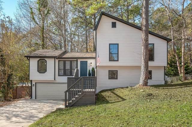 5261 Ferry Creek Lane, Acworth, GA 30102 (MLS #6813023) :: Kennesaw Life Real Estate