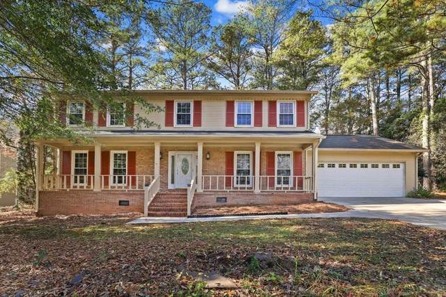 3217 Wetherbyrne Road, Kennesaw, GA 30144 (MLS #6813034) :: Path & Post Real Estate