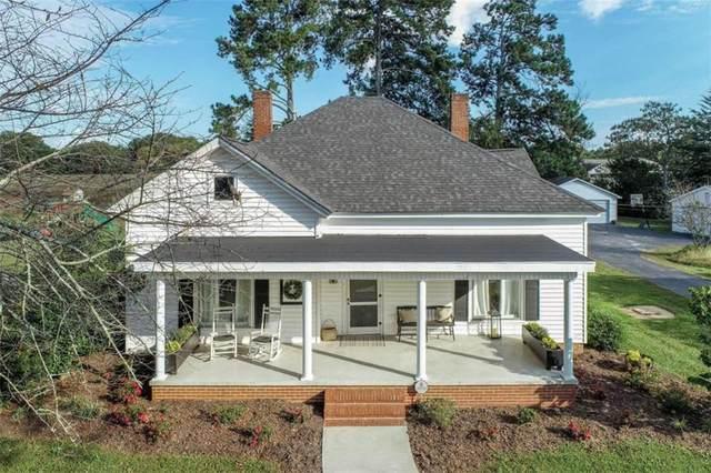428 Ridge Road, Hartwell, GA 30643 (MLS #6813054) :: The Butler/Swayne Team