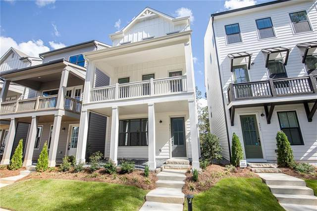 4391 Gillon Circle SE, Atlanta, GA 30339 (MLS #6813059) :: The Realty Queen & Team