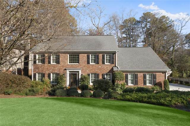 1853 Jacksons Creek Drive, Marietta, GA 30068 (MLS #6813080) :: North Atlanta Home Team