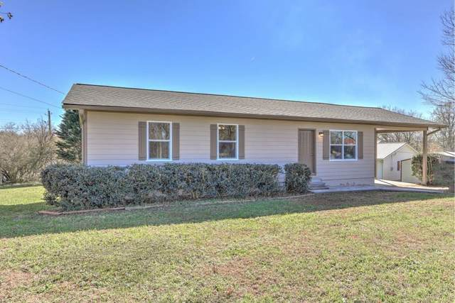 5632 Cleveland Highway, Clermont, GA 30527 (MLS #6813109) :: Lakeshore Real Estate Inc.