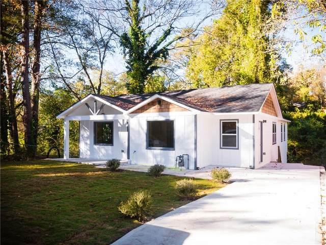 1498 Eason Street NW, Atlanta, GA 30314 (MLS #6813117) :: Path & Post Real Estate
