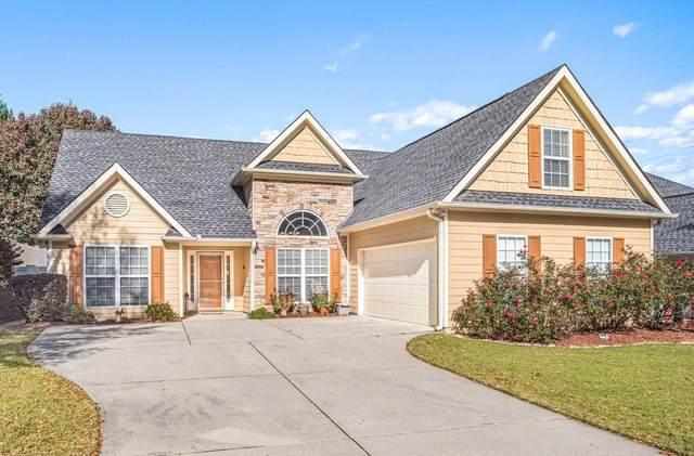 6592 Grand Hickory Drive, Braselton, GA 30517 (MLS #6813120) :: Todd Lemoine Team