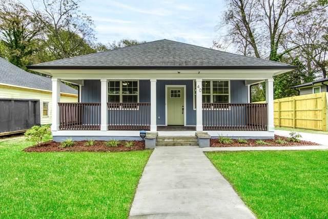 40 Lethea Street SE, Atlanta, GA 30315 (MLS #6813126) :: The Justin Landis Group