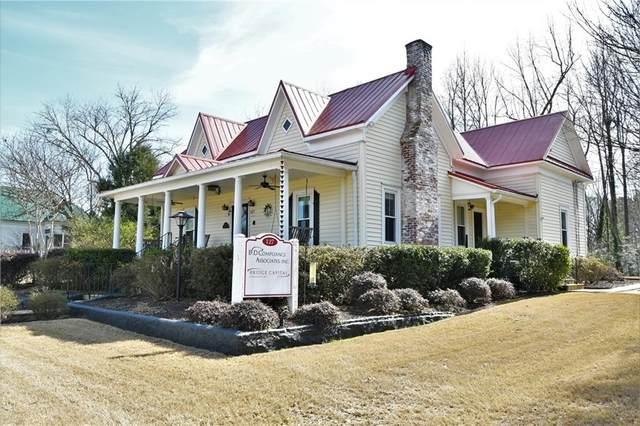 127 Main Street NW, Lilburn, GA 30047 (MLS #6813162) :: RE/MAX Paramount Properties