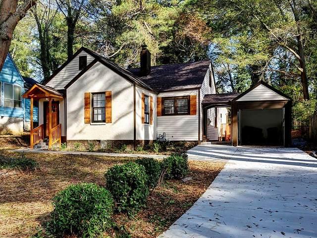 1270 Cahaba Drive SW, Atlanta, GA 30311 (MLS #6813166) :: North Atlanta Home Team
