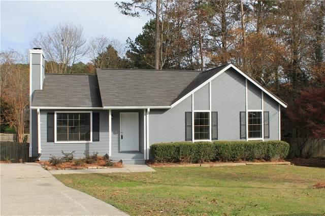 2000 Marshall Trail, Snellville, GA 30078 (MLS #6813212) :: Keller Williams Realty Atlanta Classic