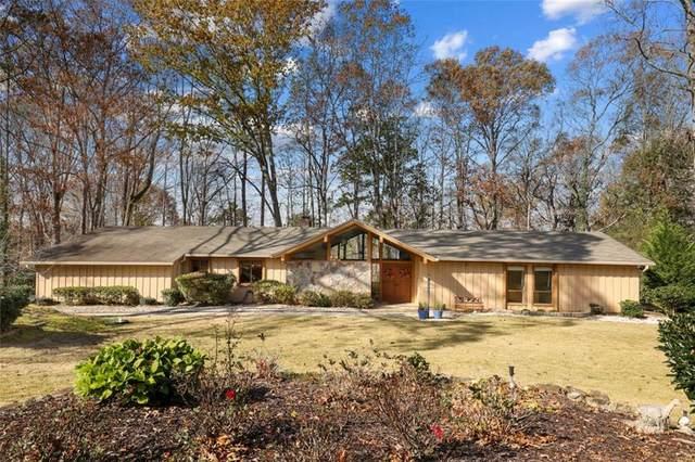 1460 Ridgefield Drive, Roswell, GA 30075 (MLS #6813224) :: RE/MAX Center