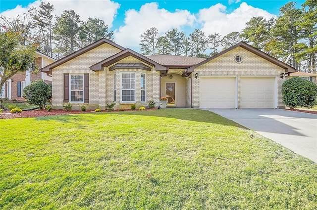 11250 Amy Frances Lane, Alpharetta, GA 30022 (MLS #6813225) :: Scott Fine Homes at Keller Williams First Atlanta