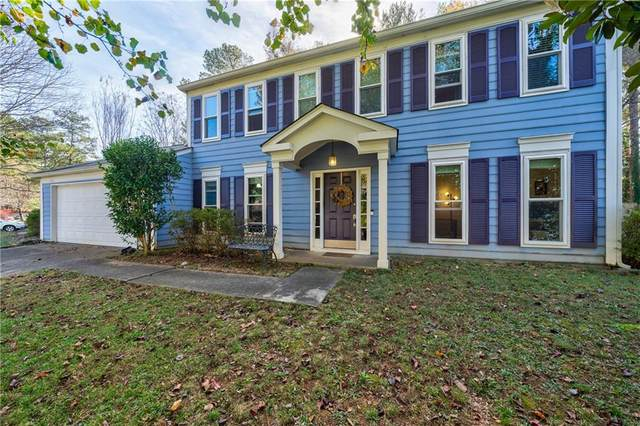 770 Cranberry Trail, Roswell, GA 30076 (MLS #6813228) :: Path & Post Real Estate