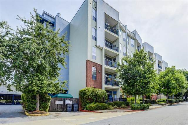 2630 Talley Street #106, Decatur, GA 30030 (MLS #6813238) :: The Justin Landis Group