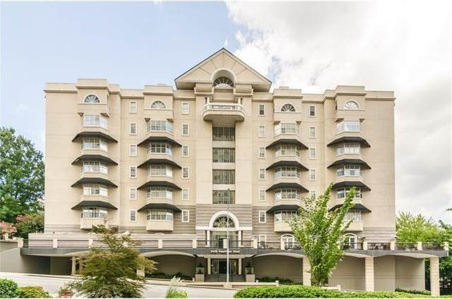 2499 Peachtree Road NE #208, Atlanta, GA 30305 (MLS #6813240) :: Team RRP | Keller Knapp, Inc.