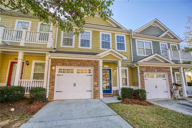 2606 Capella Circle SW, Atlanta, GA 30331 (MLS #6813261) :: Kennesaw Life Real Estate