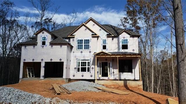 887 Boulder View Parkway, Dallas, GA 30157 (MLS #6813269) :: Kennesaw Life Real Estate