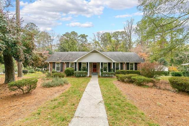 3184 Embry Hills Drive, Atlanta, GA 30341 (MLS #6813289) :: Keller Williams Realty Atlanta Classic