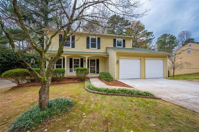 300 Barrington Drive E, Roswell, GA 30076 (MLS #6813301) :: Keller Williams Realty Atlanta Classic