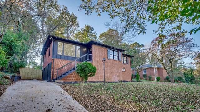 2740 Oldknow Drive NW, Atlanta, GA 30318 (MLS #6813302) :: RE/MAX Prestige