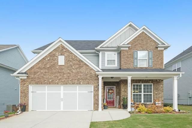 310 Pebblestone Lane, Canton, GA 30115 (MLS #6813319) :: Kennesaw Life Real Estate