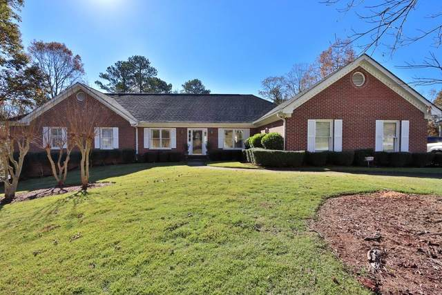 2831 Riverfront Drive, Snellville, GA 30039 (MLS #6813340) :: North Atlanta Home Team