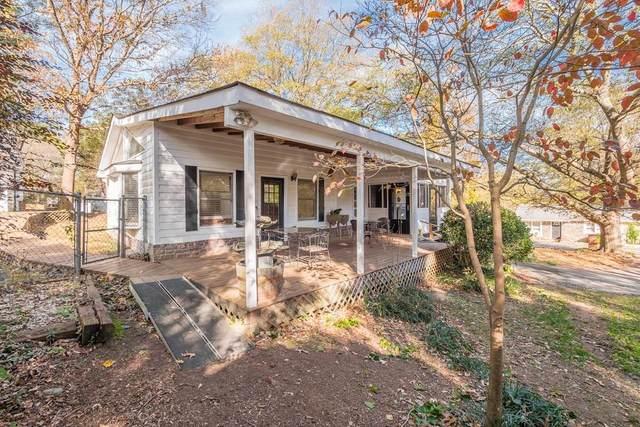 105 Carnes Drive SE, Marietta, GA 30008 (MLS #6813355) :: North Atlanta Home Team
