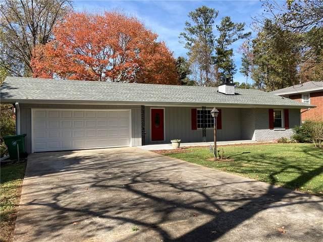 1703 Camelot Circle, Tucker, GA 30084 (MLS #6813357) :: North Atlanta Home Team