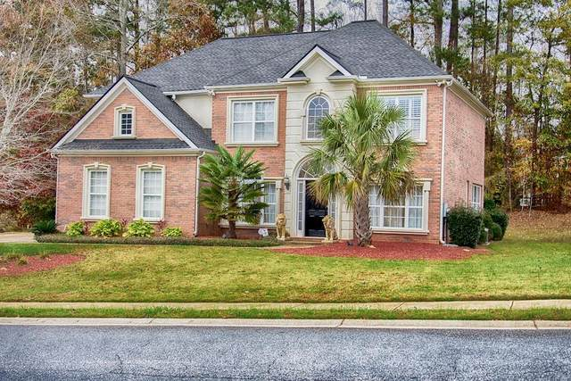3119 Wolf Club Drive SW, Atlanta, GA 30349 (MLS #6813366) :: The Justin Landis Group
