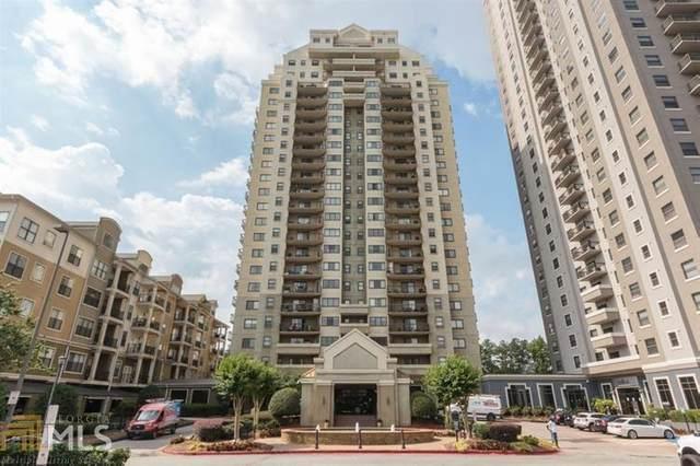 795 Hammond Drive #1411, Atlanta, GA 30328 (MLS #6813372) :: 515 Life Real Estate Company