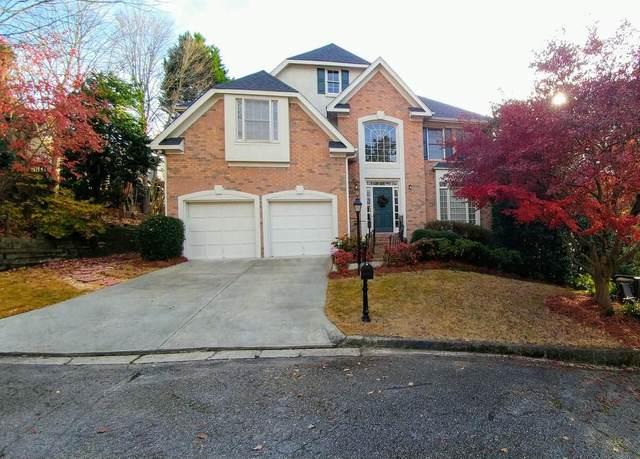 1483 N Springs Drive, Dunwoody, GA 30338 (MLS #6813383) :: Dillard and Company Realty Group