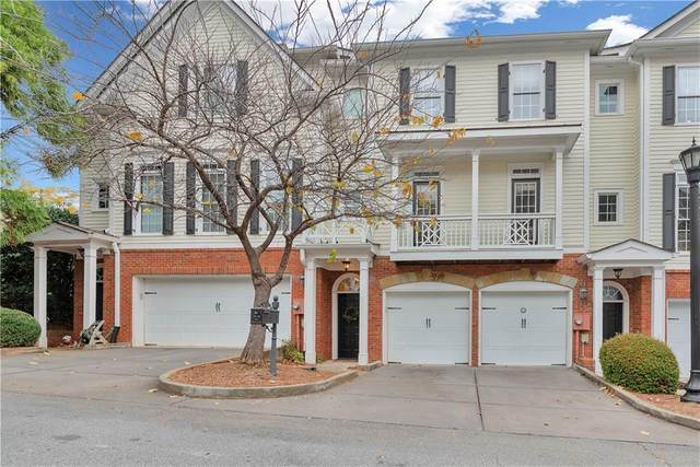 715 Neel Reid Drive, Roswell, GA 30075 (MLS #6813405) :: Charlie Ballard Real Estate